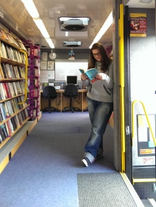 Mobile Library interior small
