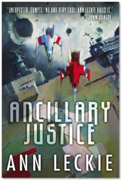 Ancillary Justice by Ann Leckie